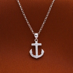 Nami 925 Sterling Silver Necklace by Argento