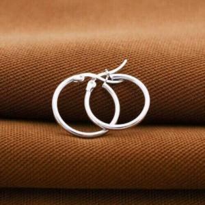 Nina Round Earrings
