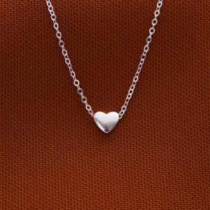 Raven Heart Necklace