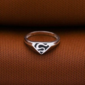 Superman Ring for Men
