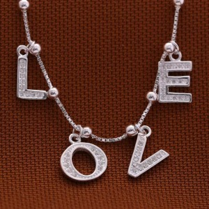 Vision of Love 925 Sterling Silver Necklace