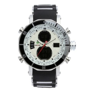 Zoro Silicone Watch by Weide