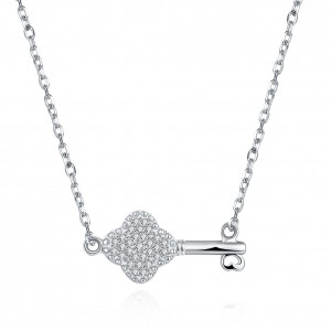 Alleah  925 Sterling Silver  Necklace