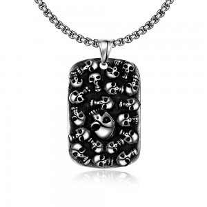 Bonham 316L Stainless Steel Men's Necklace