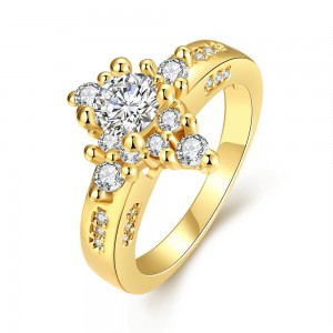 Bright Diamond Ring