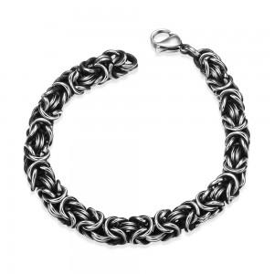 Bruce  316L Stainless Steel Men's Bracelet
