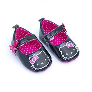Kitty Pre-walker Shoes 1