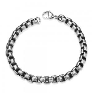 Burton 316L Stainless Steel Men's Bracelet