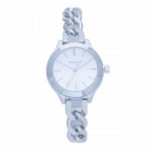 Cadence Silver Carpe Diem Watch
