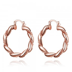 Cella Rose Gold Plated Earrings