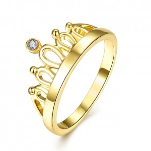 Claire Crown Ring