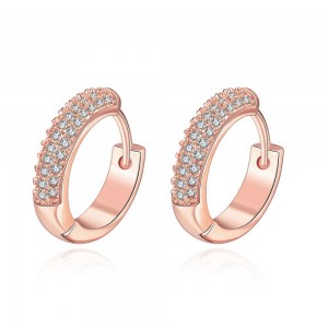 Cody Rose Gold Plated Earrings
