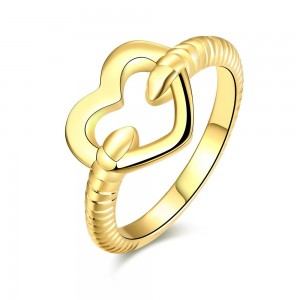 Eliza Heart Ring