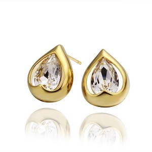 Elisse 18K Gold Plated Earrings