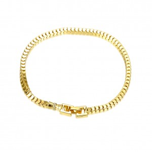 Emery 18k Gold Plated Bracelet
