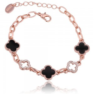Georgina 18K Rose Gold Bracelet