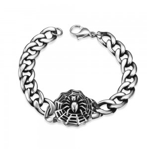 Hendrix  316L Stainless Steel Men's Bracelet