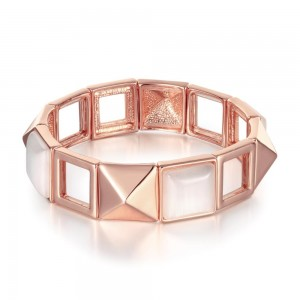 Inari Rose Gold Plated Bracelet
