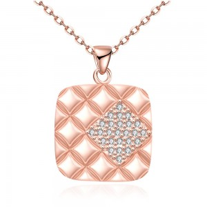 Krizel 18K Rose Gold Necklace