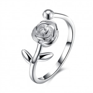Lily Rose Adjustable Ring
