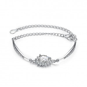 Lizadelle  925 Sterling Silver  Bracelet