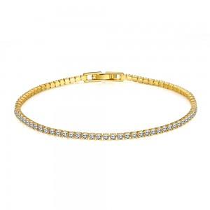 Lucille 18K Gold Plated Bracelet