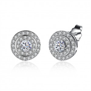 Mara  925 Sterling Silver  Earrings