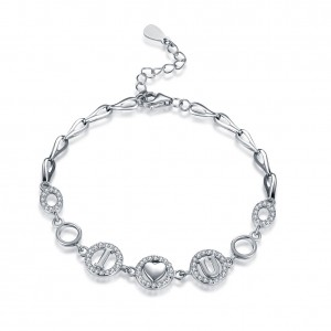 Moira  925 Sterling Silver  Bracelet
