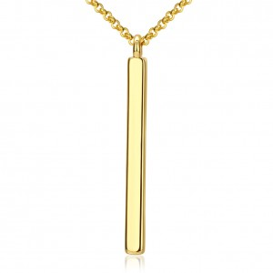 Natalie 18k Gold Plated Necklace