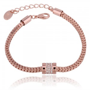 Ninette Rose 18K Rose Gold Plated Bracelet