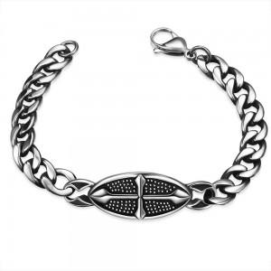 Orbison 316L Stainless Steel Men's Bracelet