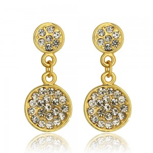 Paloma 18K Gold Plated Earrings