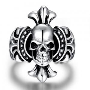 Pantera 316L Stainless Steel Men's Ring