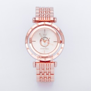Porifera Rose Gold Watch