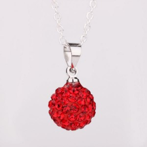 Remy Shamballa Necklace