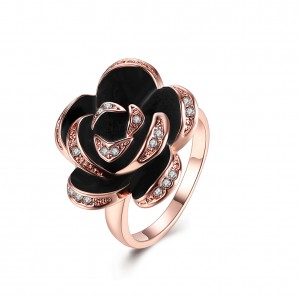 Rosanna Rose Gold Plated Ring