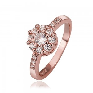 Rosita Rose Gold Plated Ring