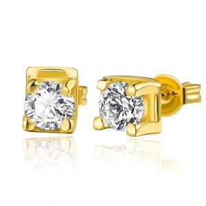 Roxanne 18K Gold Plated Earrings