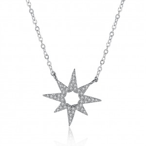 Tala 925 Sterling Silver Necklace