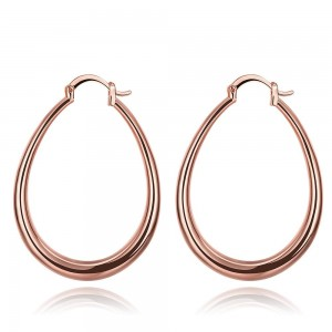 Tanya Rose Gold Plated Earrings