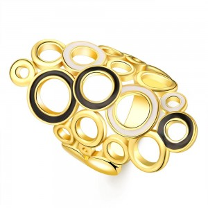 Thelma 18K Gold Plated Ring