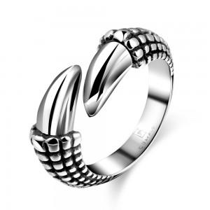 Thurston 316L Stainless Steel Men's Ring