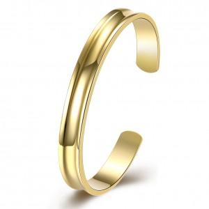 Venetia 18K Gold Plated Bangle
