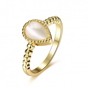 Venizia 18k Gold Plated Ring