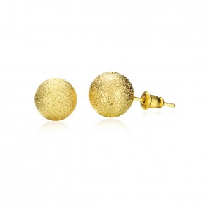 Jamaica 18K Gold Plated Earrings