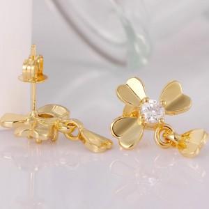 Martha Cross Earrings