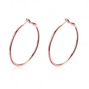 Penelope Rose Gold Plated Earrings