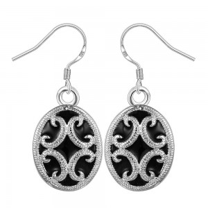 Sansa Silver Plated Earrings
