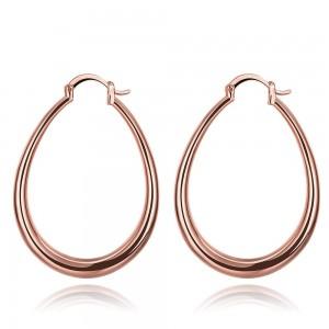 Tanya Rose Gold Plated Earrings